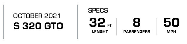 S 320 GTO