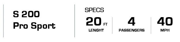 S 200 Pro Sport