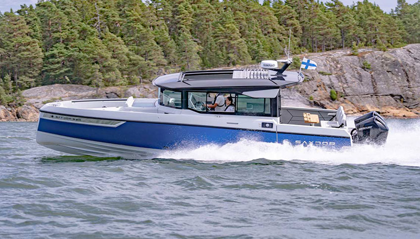 Saxdor 320 GTC